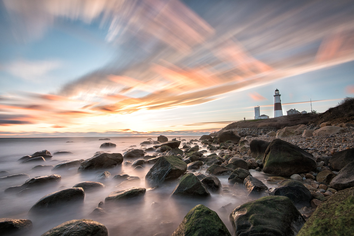 Three tips, better shot: Montauk Point Lighthouse