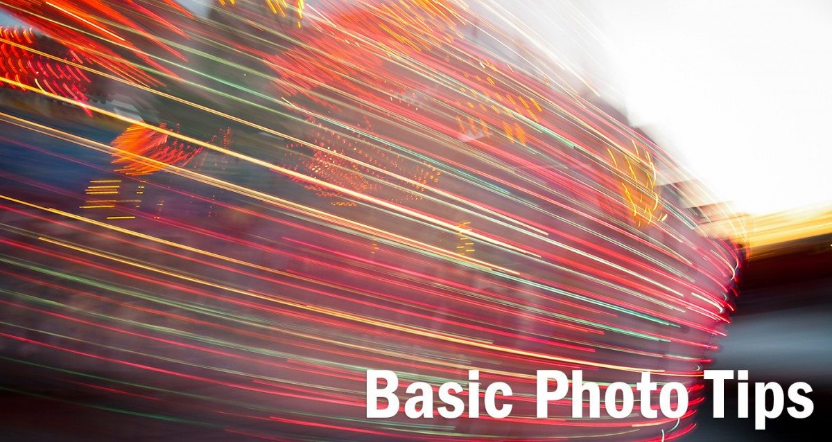 Guide: Basic photo composition tips