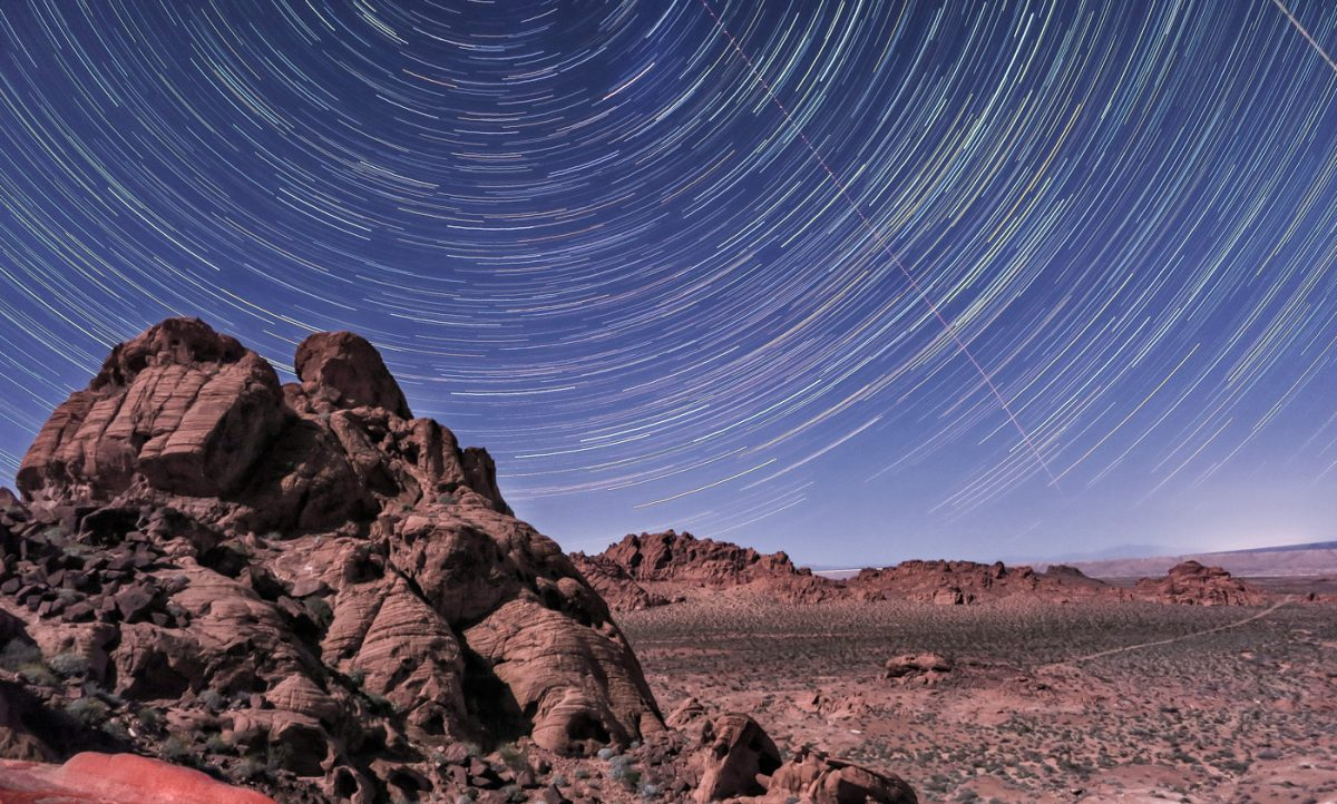 Three tips, better shot: Star trails made easy